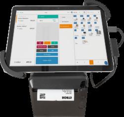 Tablet-Kassensystem Surface